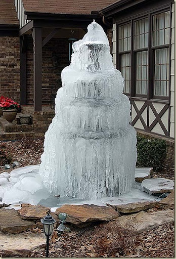 frozenfountain