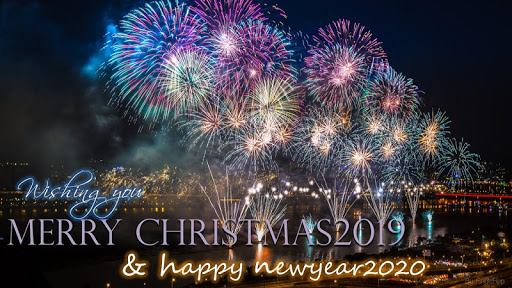 Merry Christmas Greeting and Happy New Year 2020 screenshots 2