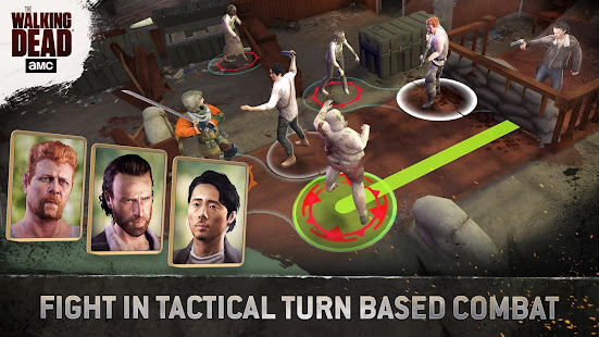 The Walking Dead No Man's Land v3.2 APK Data Obb Full Torrent