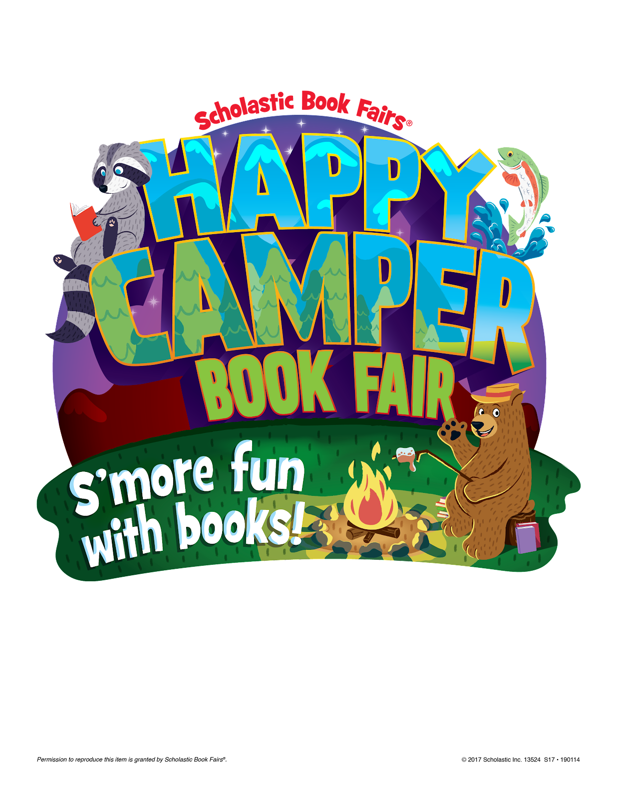 happy_camper_book_fair_clip_art_logo.png