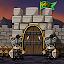ملك قلعة الدفاع icon