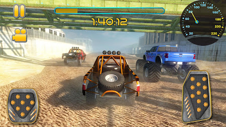 Dirt Truck 4x4 Offroad Racing 1.3 screenshot 91629