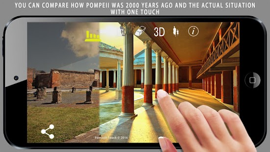 Pompeii Touch- screenshot thumbnail