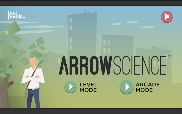 Arrow Science - screenshot