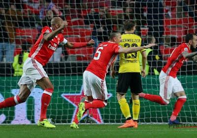 Dortmund keert met lege handen terug uit Lissabon