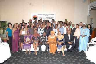 Photo: Group shot of local and regional participants