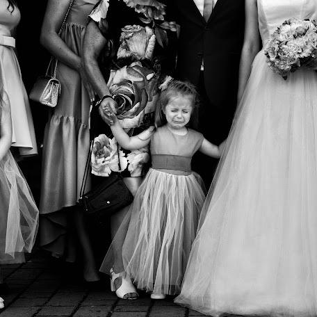 Wedding photographer Dmitriy Katin (DimaKatin). Photo of 20.10.2017