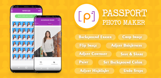 Passport Size Photo Editor - Apps on Google Play