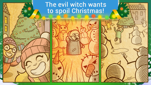 Christmas: Girls vs. Evil