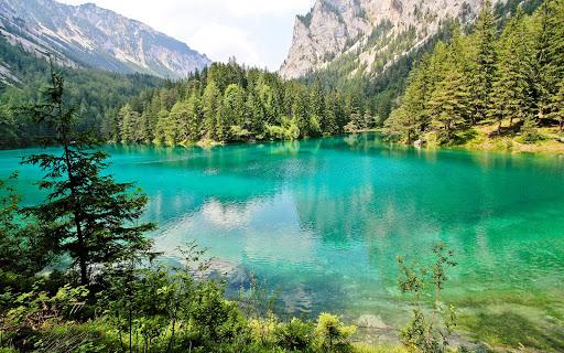拼圖 - 美麗的湖泊
