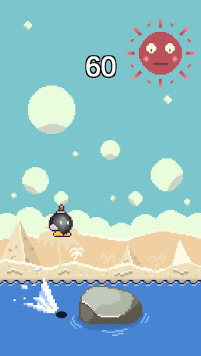 HopHop - stone skipping android2mod screenshots 4