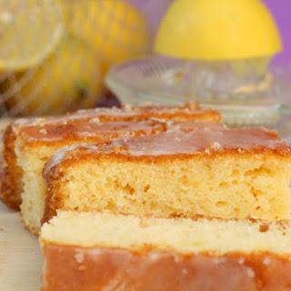 Lemon Lemon Cake