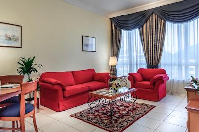 Muroor Street Serviced Apartment, Al Muroor