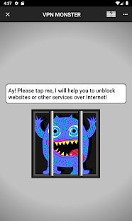VPN MONSTER - Free Unlimited Proxy & VPN Service Screenshot