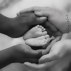 by Sean Walker - Babies & Children Hands & Feet