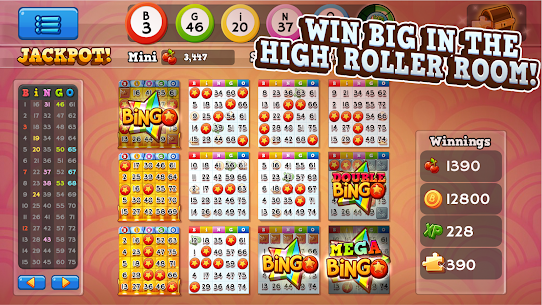 Bingo Pop – Live Multiplayer Mod Apk (Unlimited Tickets + Cherries) 6.5.39 1