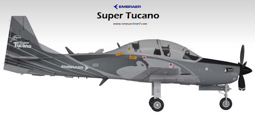 4 of 6 Super Tucano Light Attack ₱5 Billion worth Aircraft already delivered in Manila