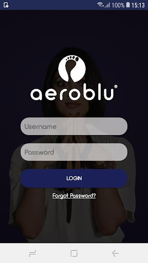 aeroblu corporate app screenshot 1