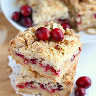 Cranberry Magic Bars
