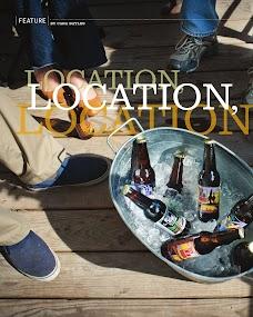 BeerAdvocate magazine- screenshot thumbnail