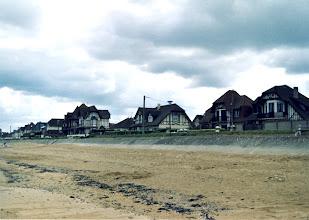 Photo: Hermanville sur Mer, France, department Calvados.