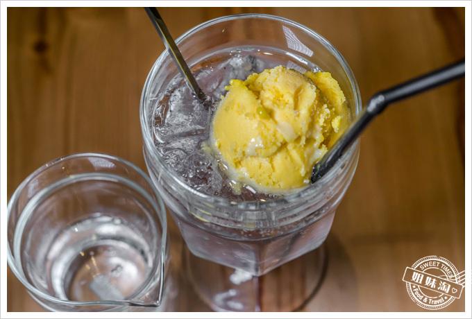 溫室造咖夏日冰淇淋蘇打
