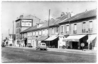 Photo: 10.371 - ATHIS-MONS (Seine-et-Oise) - Route de Fontainebleau Edition Paul Perrin - Cherence CEN. 41-28