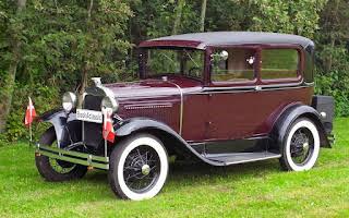 Ford A Rent Fyn