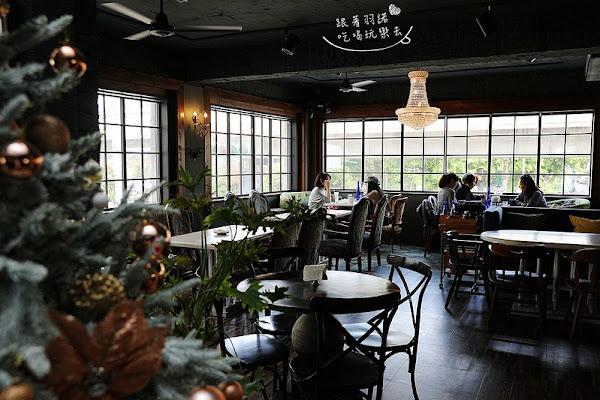 超浪漫歐式洋房 讓你一秒到歐洲 IG網美餐廳 大安區早午餐推薦、大安區餐酒館推薦 Ombré