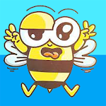 Color Bee - Jump SwiTch (Free) Icon