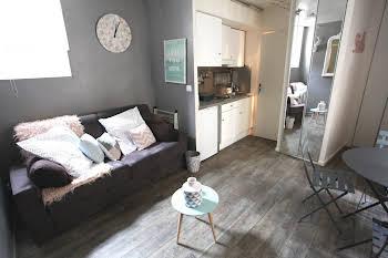 Studio meublé 18,55 m2