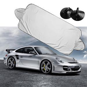 Prelata auto pentru parbriz, model universal
