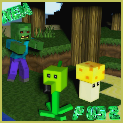 Plant vs Mod for Minecraft pe