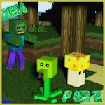 Plant vs Mod for Minecraft pe 2.0