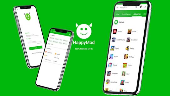 Free Happy mod apk download 3