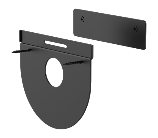 Logitech Tap Wall Mount brackets