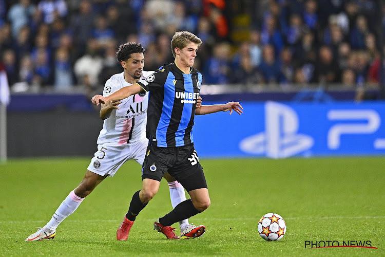 🎥 Le match XXL de Charles De Ketelaere contre le PSG