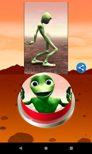 Dame Tu Cosita Meme Button Screenshot