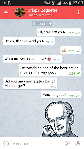 Messenger screenshot 3