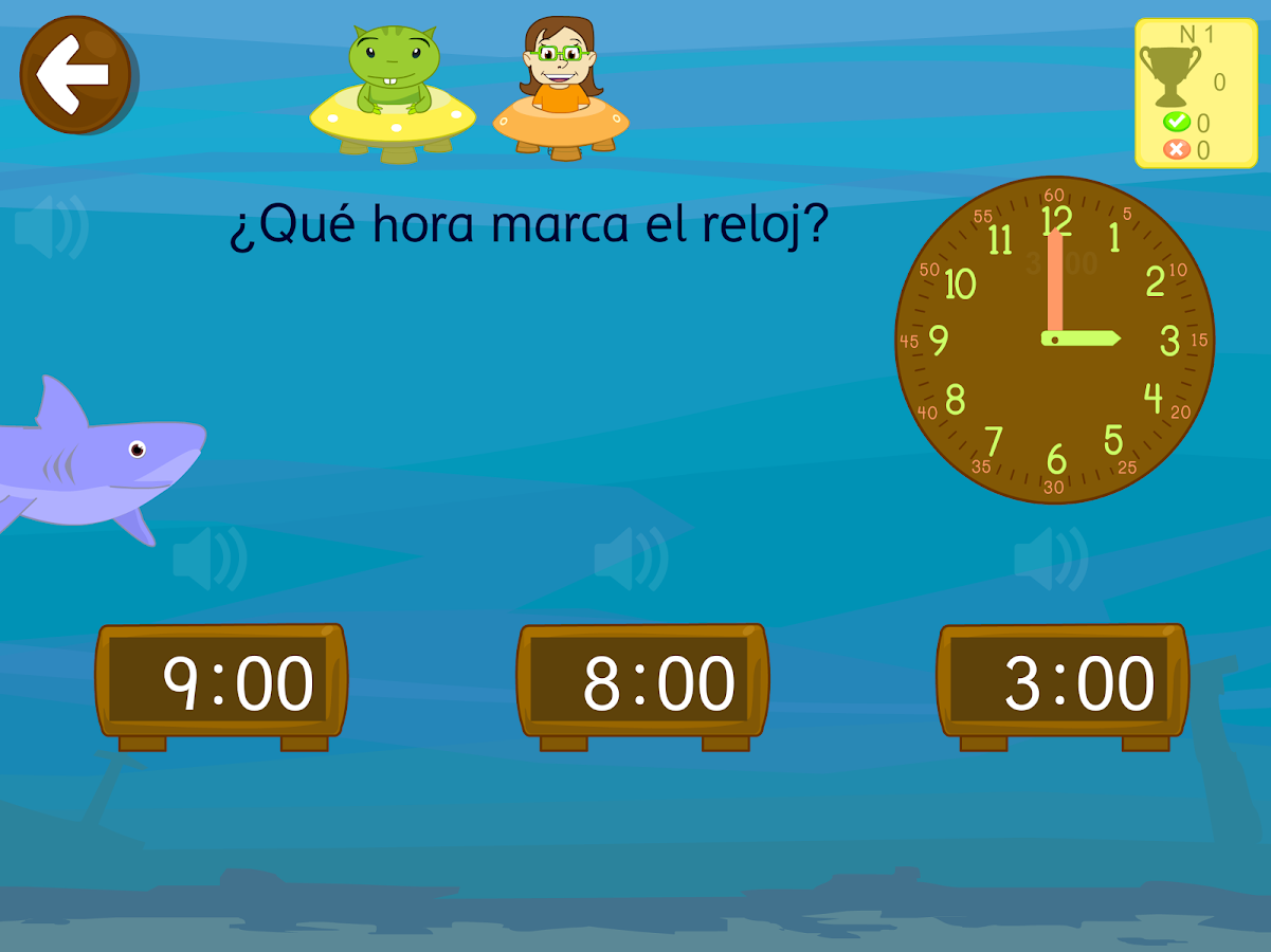 Matemáticas con Grin- screenshot