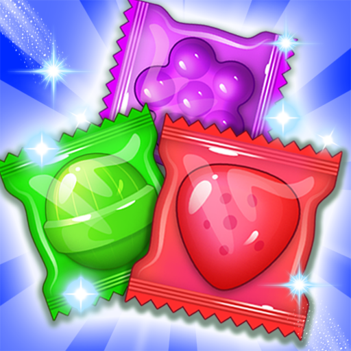 New Sweet Candy Pop: Puzzle World
