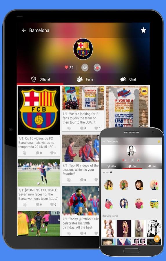 Yapert: Fan News & More!- screenshot