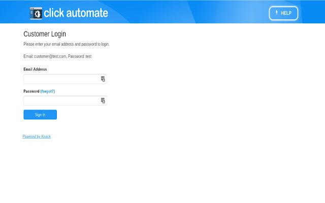 ClickAutomate