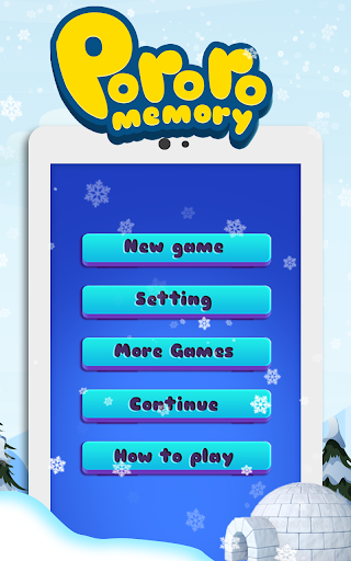 Memory Penguin Kids Games 1.2 screenshots 1