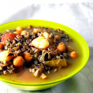 Black Bean And Wild Rice Soup Recipes