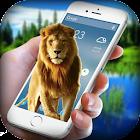 Lion on Screen Prank - Scary Lion Funny Joke icon
