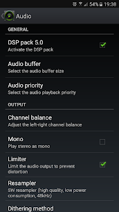 PlayerPro Music Player v3.1 + PlayerPro DSP pack 4.4 Mod APK 4