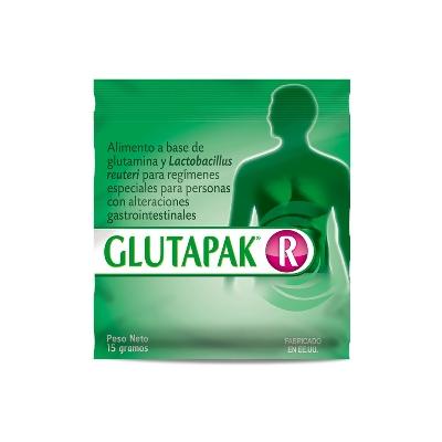 suplemento alimenticio glutapak r 15g