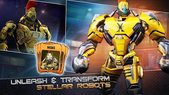Real Steel World Robot Boxing Apk MOD (Unlimited Money/Coins) 3