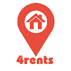4rent: Houses and Hostel icon